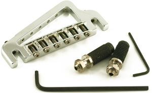 43100 C Baby Grand - Ponte fisso per chitarra elettrica - Cromato