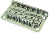 FB ST02 CR - Ponte fisso per chitarra elettrica tipo Strato - Cromato