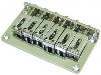 FB ST01 CR - Ponte fisso per chitarra elettrica tipo Strato - Cromato