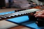 Scaloppatura tastiera